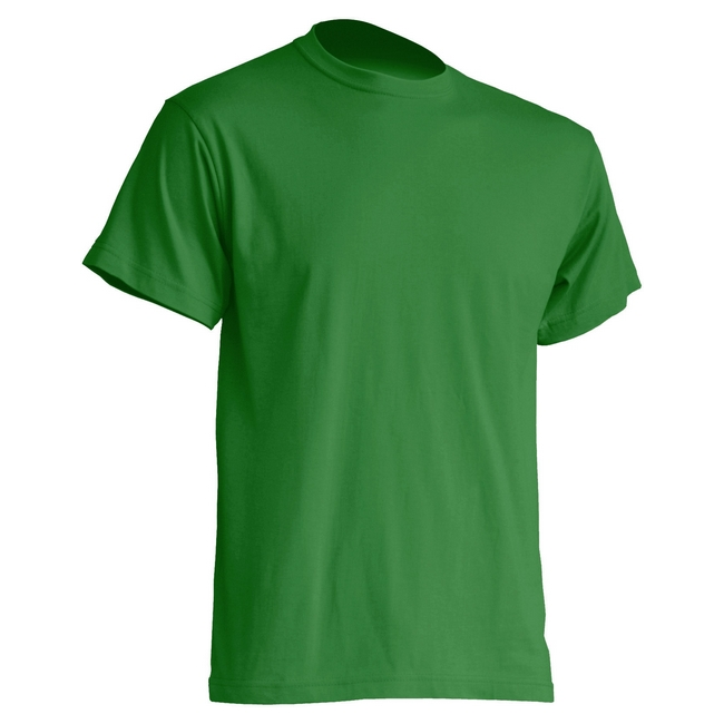 Футболка 'JHK' 'REGULAR PREMIUM T-SHIRT' KELLY GREEN