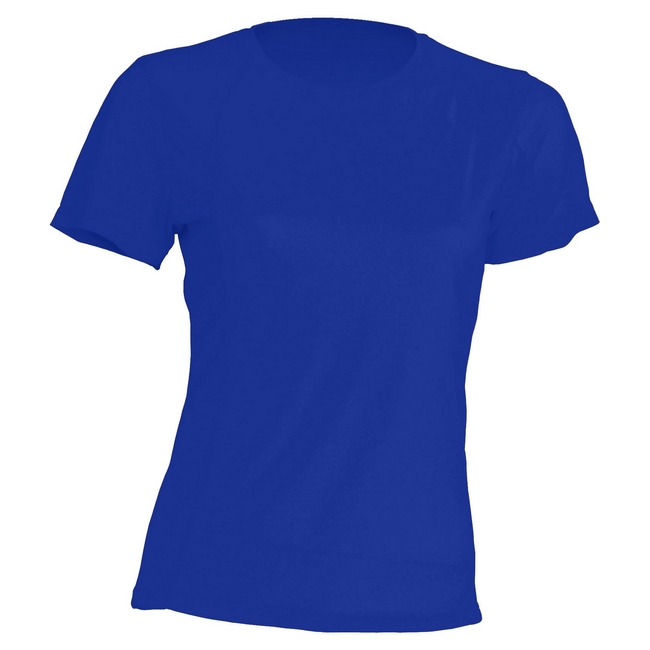 Футболка 'JHK' 'SPORT T-SHIRT LADY' ROYAL BLUE