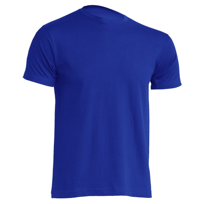 Футболка 'JHK' 'URBAN T-SHIRT' ROYAL BLUE