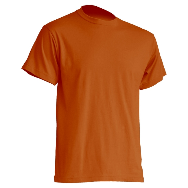 Футболка 'JHK' 'REGULAR PREMIUM T-SHIRT' ORANGE