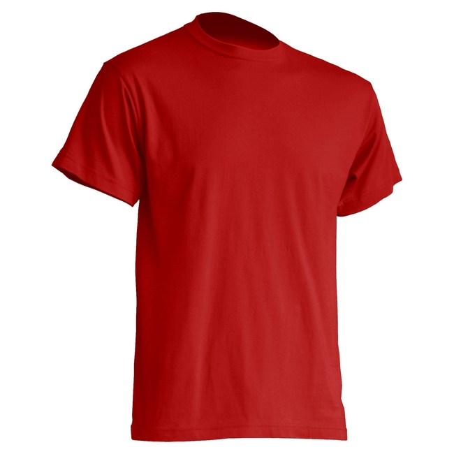 Футболка 'JHK' 'REGULAR PREMIUM T-SHIRT' RED