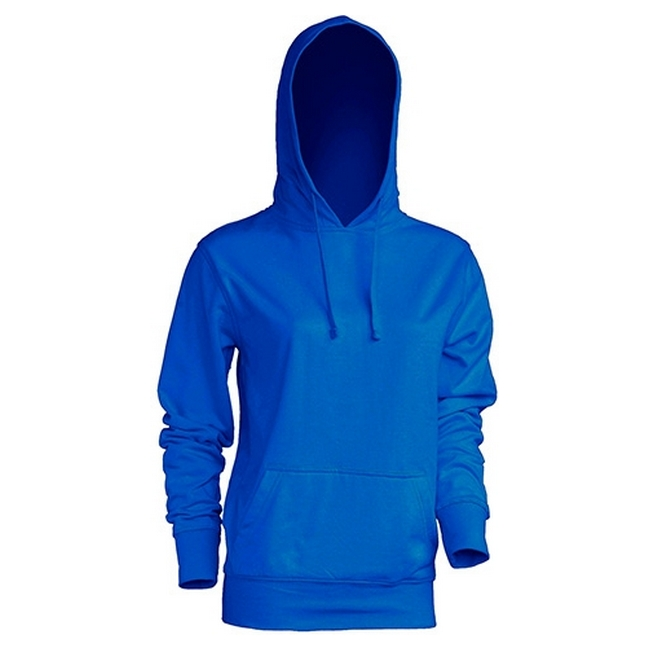 Толстовка 'JHK' 'KANGAROO SWEATSHIRT LADY' ROYAL BLUE