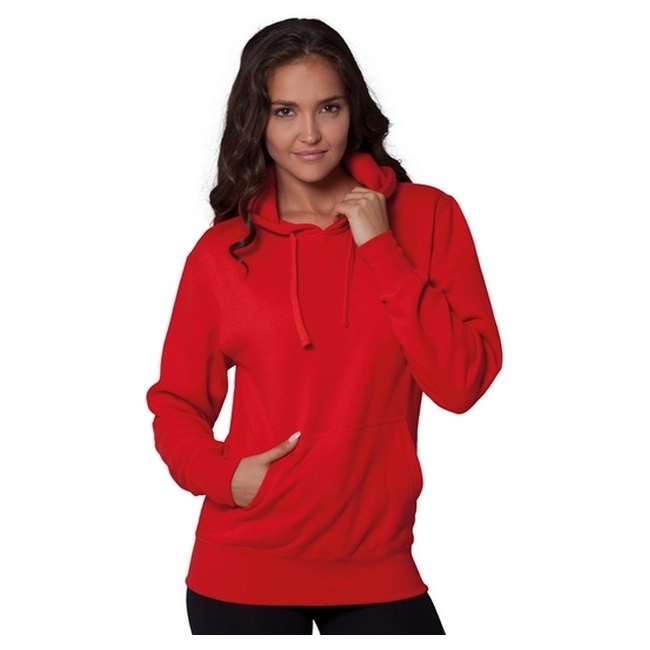 Толстовка 'JHK' 'KANGAROO SWEATSHIRT LADY' RED