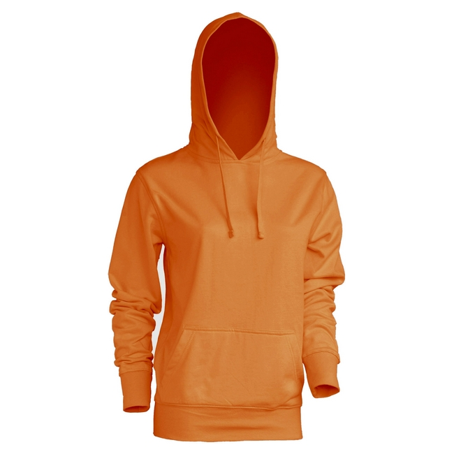 Толстовка 'JHK' 'KANGAROO SWEATSHIRT LADY' ORANGE