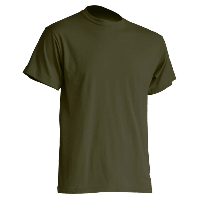 Футболка 'JHK' 'REGULAR PREMIUM T-SHIRT' KHAKI