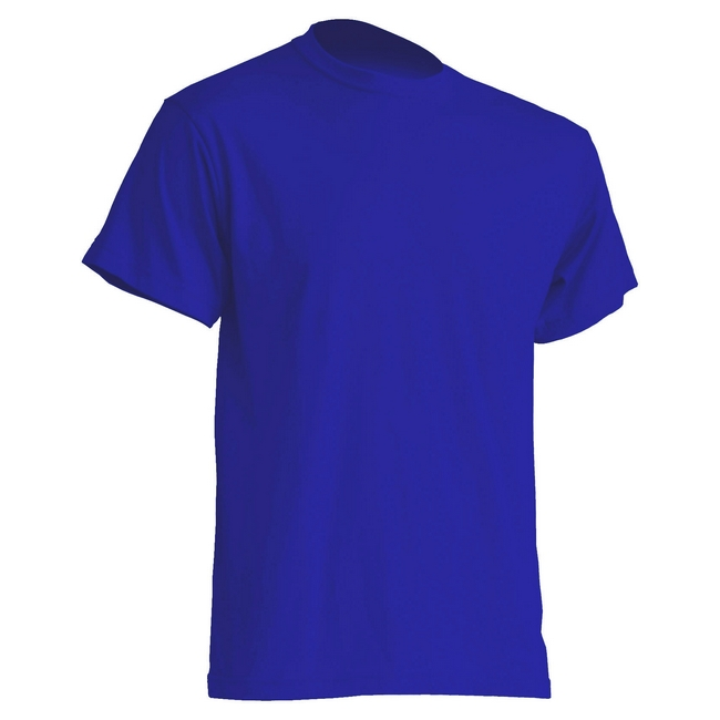 Футболка 'JHK' 'REGULAR PREMIUM T-SHIRT' ROYAL BLUE